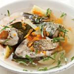 Уха рыбный суп