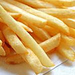 Жареный картофель фри